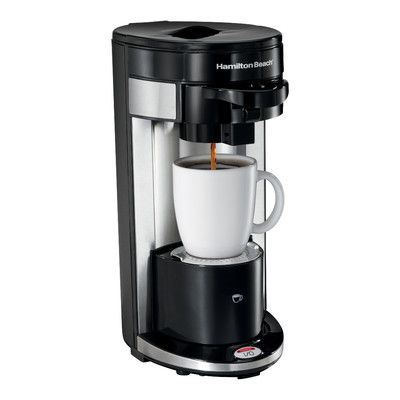 Hamilton Beach Flex Brew Single Serve K-Cup Coffee Maker & Reviews | Wayfair