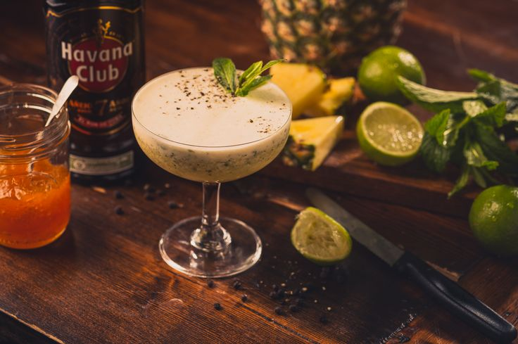 The mansion cocktail recipe | Havana Club http://havana-club.com/en/news/mansion