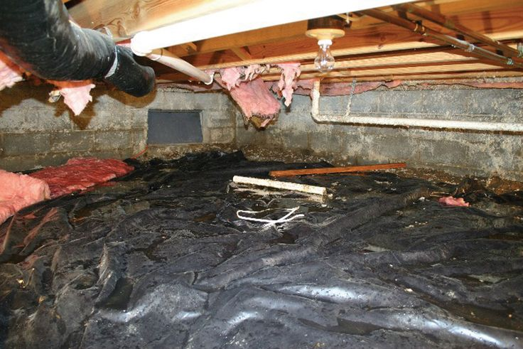 Crawl space - venting, or not