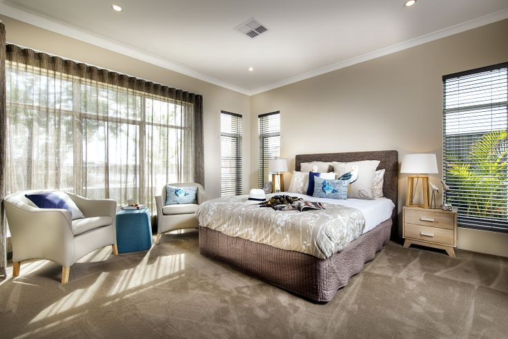 Homebuyers Centre - Sanctuary Display Home Bedroom