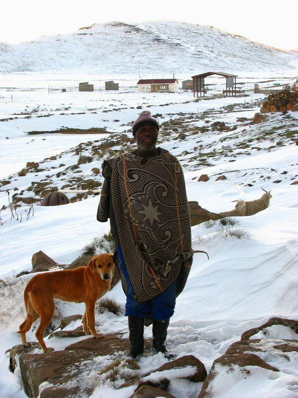 Afghan Shepherd: Shepherd And His Dog By W3RN3R.deviantart.com