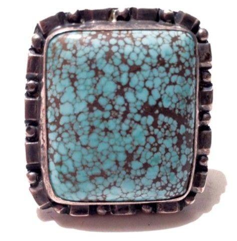 Square Cut Turquoise RingGemstones Linda Olsen, Turquoise Turn On, Cut Turquoise, Deserts Jewels, American Jewelry, Turquoise Rings, Turquoise Jewelry, Things Turquoise, Fabulous Turquoise