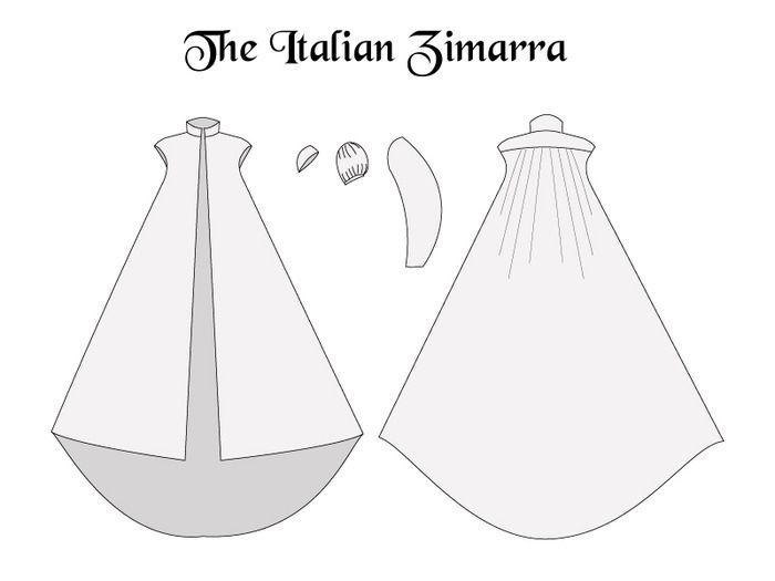 Margo Anderson's Italian Renaissance Lady's Patterns by Margo Anderson — Kickstarter: