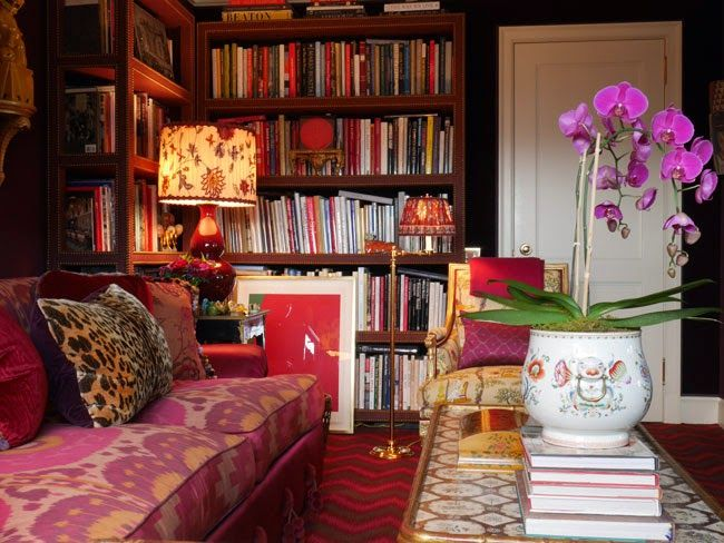 Alex Papachristidis Interior Design Projects and his work, has been  described as thoughtful, personal, sophisticated and eclectic.
