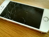 A new twist to the iPhone trade-in program will give you credit for a new phone when you trade in a broken model.