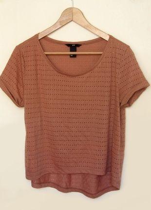 Kup mój przedmiot na #vintedpl http://www.vinted.pl/damska-odziez/koszulki-z-krotkim-rekawem-t-shirty/9873279-bluzka-oversize-z-krotkim-rekawem-hm