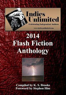 Mary Ann Bernal: Author Brenda Perlin is featured in the 2014 Flash...