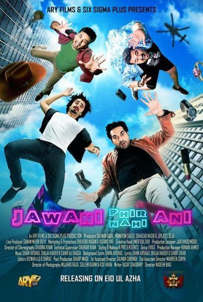 Here is the musical review of Jawani Phir Nahi Ani soundtracks.