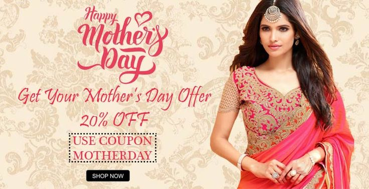 Celebrating the day of unconditional love. #Nallucollection #MothersDay Get amazing offers on this Special Day! https://www.nallucollection.com/ Whats app 8097 909 000