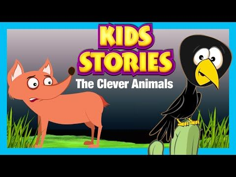 Short Stories For Kids - Part 2|| Animated English Stories For Children || Tia and Tofu Storytelling - YouTube