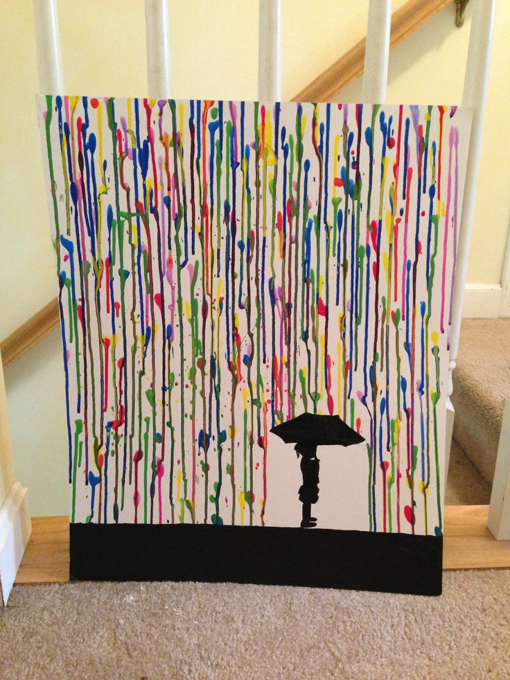 9 best images about Drip painting on Pinterest | Pollock paintings ...