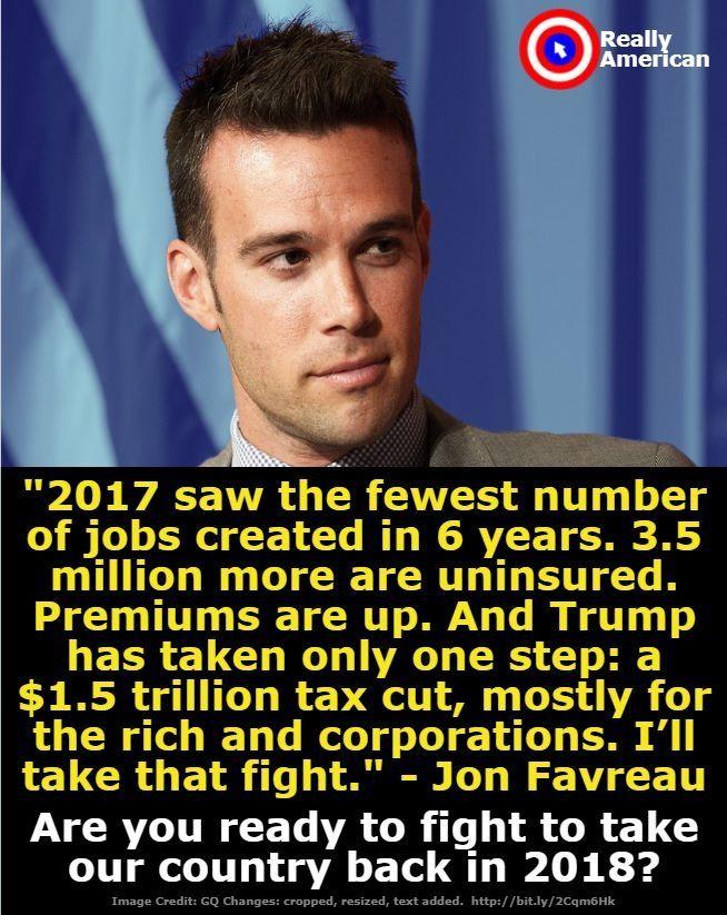 How does tRump's sabotaging Jobs and Heathcare... MAGA???