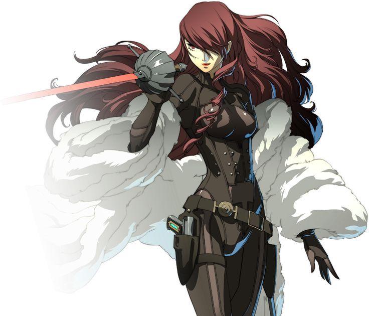 Mitsuru: Persona 4 Arena