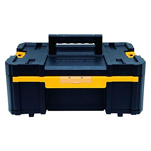 (~$29) TSTAK 1-Drawer stackable Tool box  Buy Several, and stack them on the 4-wheel cart.