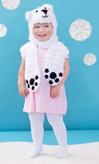 Polear Bear Set from September/October 2012 crochet today!: Crochet Knit Patterns Hats, Polar Bears, Crochet Baby Bear Hat Pattern, Bear Crochet Hat Pattern, Crochet Hats, Crocheted Hats, Crochet Today, Crochet Bear Hat