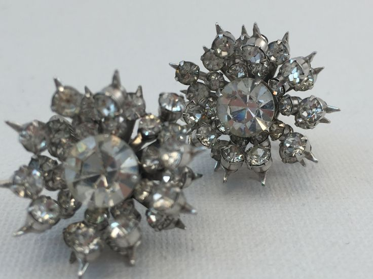 Vintage Earrings| Asteroid Coro| Circa 1960| Gift for her| Gift Idea| Mom Gift| | Unique Earrings| Stocking Stuffer| wife gift