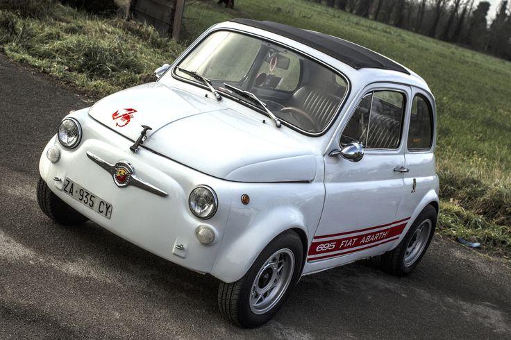 Fiat 500 Abarth 1973