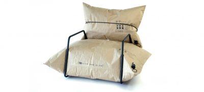 Fotel In papierowy // Malafor