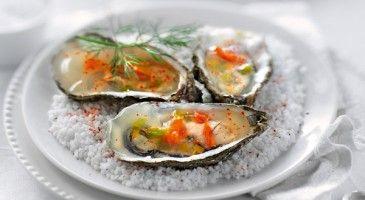 Saint Valentin - menu gastronomique - Gourmand