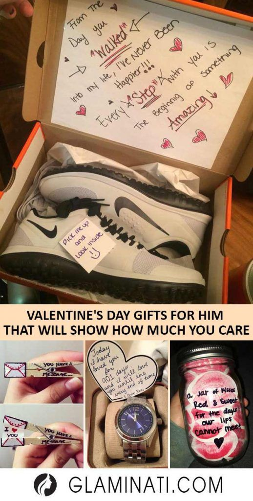 Ideas For Birthday Gifts: Creative Valentines Day Gifts For Him To Show Your Love