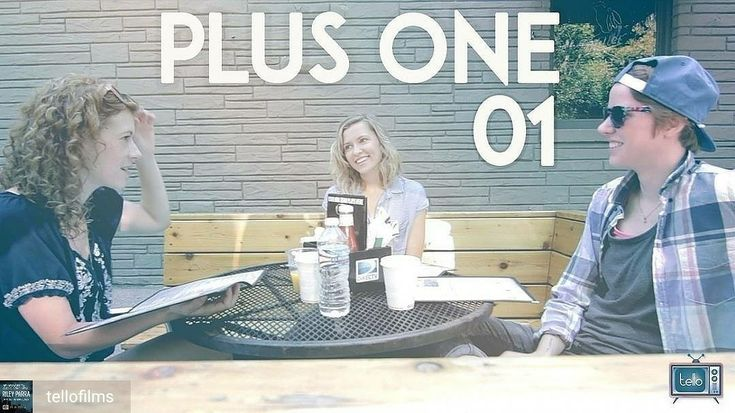 Credit to @tellofilms : Described by AfterEllen, as sexy, smart and funny. Kind of like your dream girl, who happens to be dating your best friend and roommate. Have you seen Tello's series Plus One yet? | #onlyontello #LGBTfansdeservebetter #lesbianfilms #womeninfilm #Indiefilm #filmmaker #lesbianlove #lgbtmovie