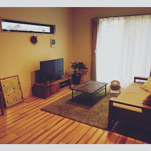 aii0506さんの、Lounge,観葉植物,無印良品,ナチュラルについての部屋写真