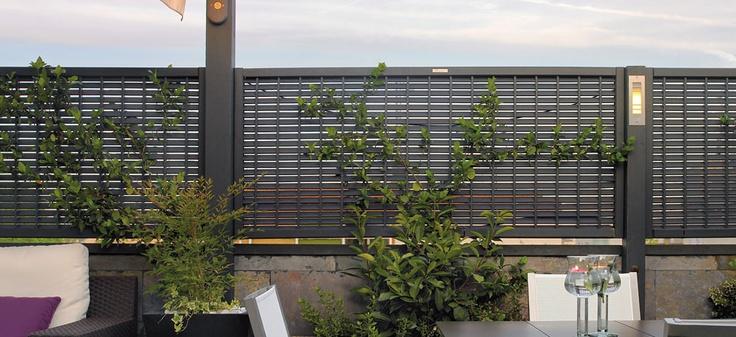 21 best celos as y vallas de jard n images on pinterest - Vallas para jardin ...