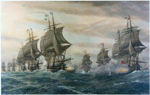 Batalla de la bahía de Chesapeake
