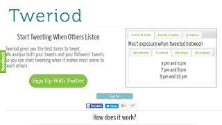 Start Tweeting When Others Listen