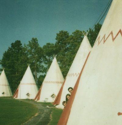 The Wigwam Village Inn, Kentucky.
