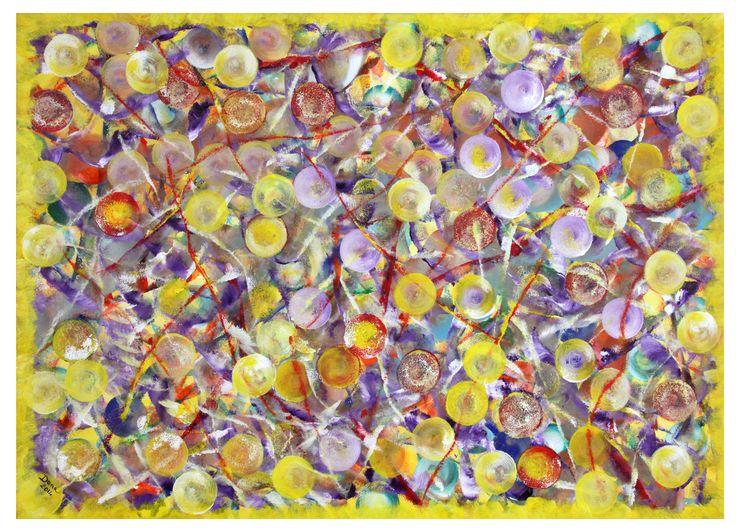acrilic on canvas  Dana Mincione