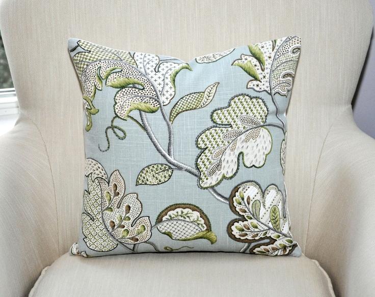 52 best Fabrics and Pillows images on Pinterest | Schumacher ...