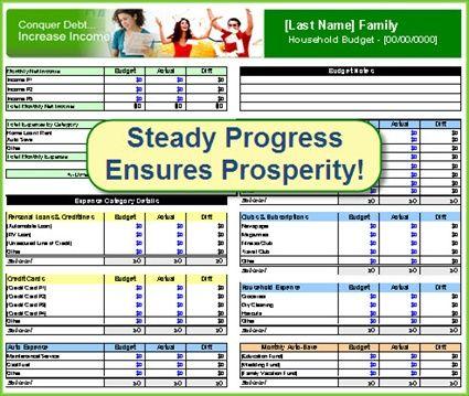 25+ unique Household budget spreadsheet ideas on Pinterest - home budget spreadsheet
