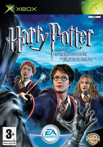From 2.00 Harry Potter And The Prisoner Of Azkaban (xbox)