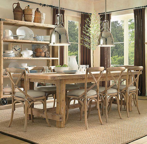 die besten 25+ restoration hardware dining chairs ideen auf, Esstisch ideennn