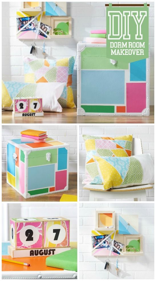 Decorating Ideas > 17 Best Images About DIY Dorm Decor On Pinterest  Crafts  ~ 152739_Seventeen Magazine Dorm Room Ideas
