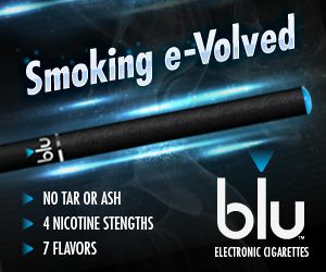 Blu Cigs, Smoking e-Volved.