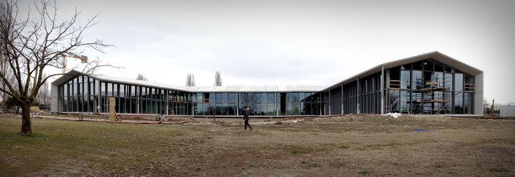 ta-da! #zaa #zanonarchitettiassociati #buildingsite