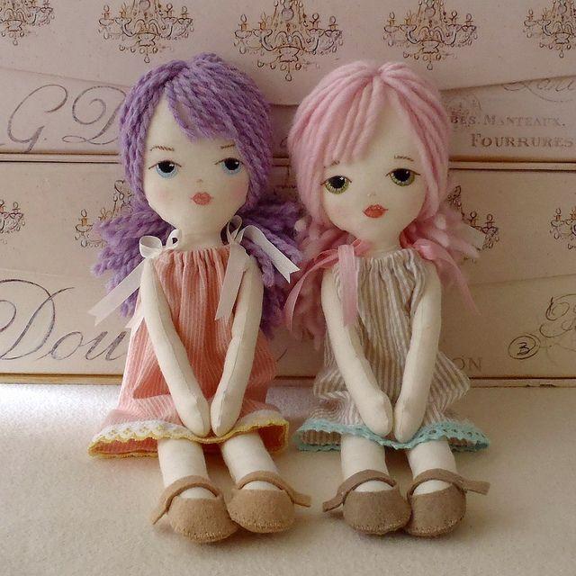 the new girls, via Flickr.
