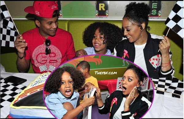 Tia Mowry & Cory Hardrict's baby boy Cree Hardrict isn't a baby anymore. He's 6 now! Peep flicks of the family celebrating inside…   Family fun time! Cooking queen Tia Mowry Hardrict and her actor husband Cory Hardrict threw their son Cree Hardrict a huge birthday bash to celebrate his 6th...