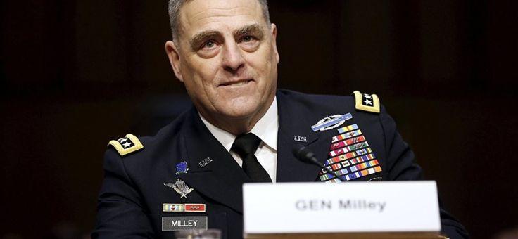 Le Chef d'État-Major de l'armée américaine menace violemment la Russie: «nous allons vous stopper et nous allons vous battre plus durement que vous ne l'avez jamais été auparavant»