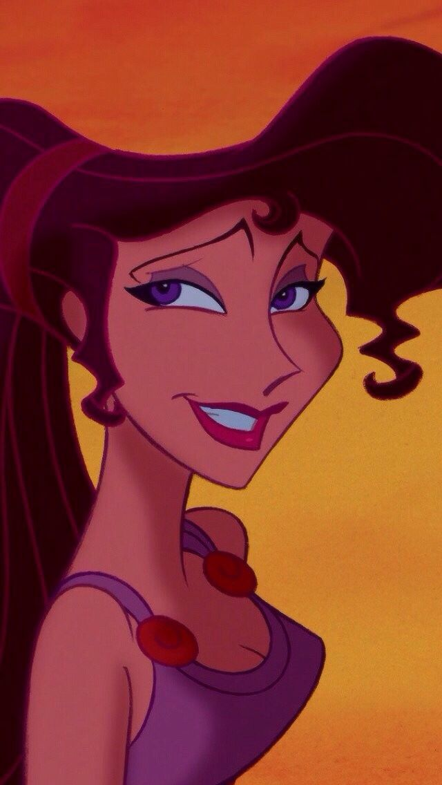 Day 17- Best Eyes: Megara from Hercules. I love the way they drew her, she's so pretty. Her eyes are amazing.