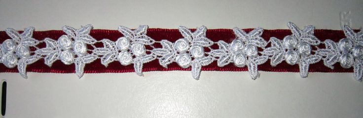 Red velvet and white lace vintage style choker. R100 approx $10.  Purchase here: https://hellopretty.co.za/gothic-choker-designs/red-and-white-lace-vintage-choker