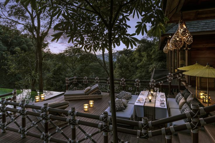 Four Seasons Tented Camp Golden Triangle | Jetsetter