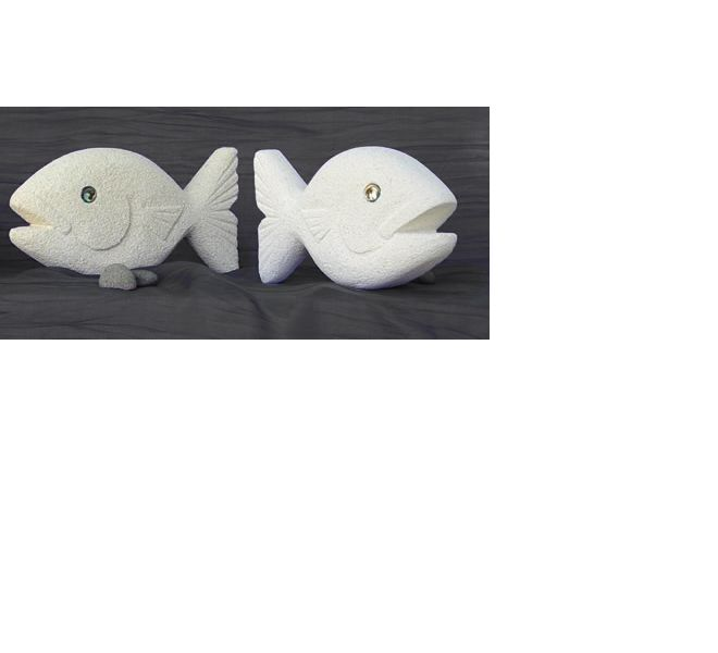 Stone fish | Gifts online, flying fish design nz