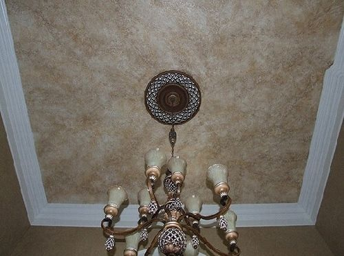 faux finish on stucco interior walls - Google Search