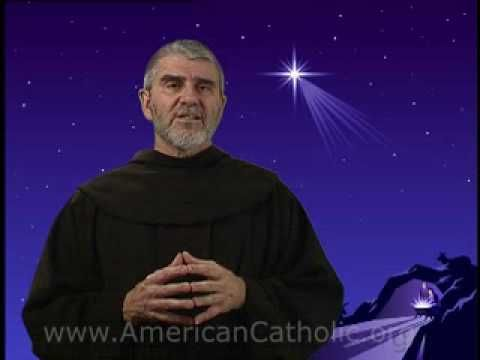 The most popular You Tube video on The Advent Wreath!  The Advent Wreath is a popular religious symbol this time of year. Fr. Greg Friedman, O.F.M., explains: How did it orginate? What does it have to do with the birth of Christ? What is the meaning of the wreath and candles?