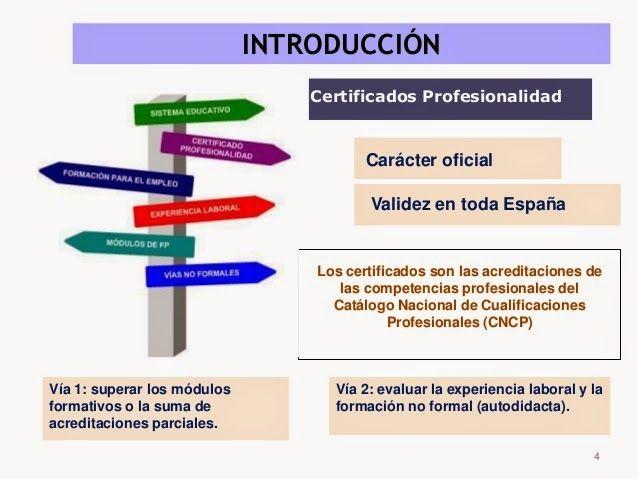 Repaso a los certificados de Jose Luis López