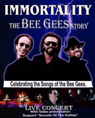 Make sure you book your tickets to 'Immortality the Bee Gees Story' on Friday 23rd May from 8pm. Tickets are $15M | $20V are selling fast