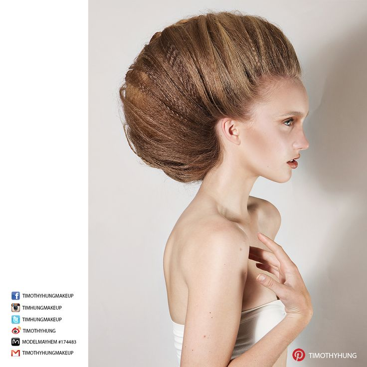Makeup by Timothy Hung. Hair by Timothy Kuo @ Salon Haze. Photography by Patryk Widejko. Model Tess @ Lizbell Agency.